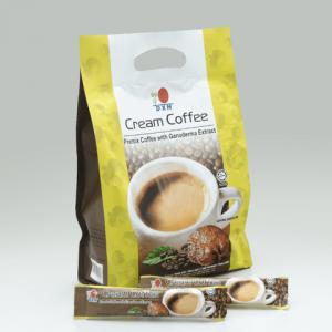 DXN Café Crema (café con leche con ganoderma sin azúcar)
