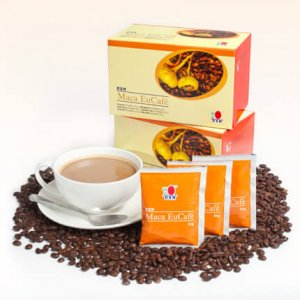 Maca Eu Café DXN (café con maca)
