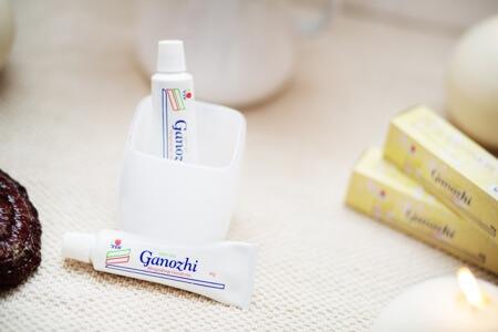 Pasta de dientes con ganoderma (4x40 g)