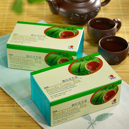 Reishi Gano Té DXN (té con ganoderma)