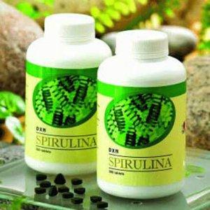 Espirulina DXN (500)