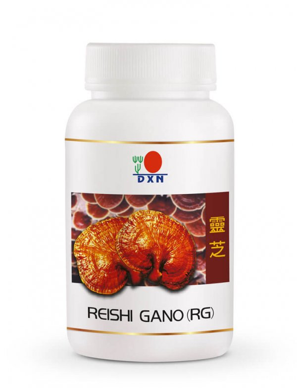 Ganoderma DXN en cápsulas (RG90)