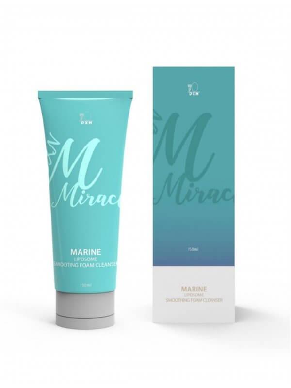 DXN M Miracle Marine Liposome Espuma Limpiadora Suave - cosmetica coreana