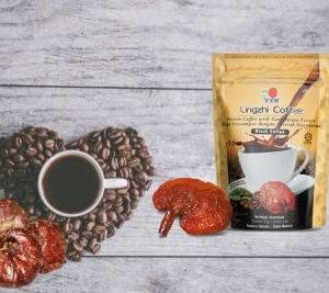 cafe con reishi cafe con ganoderma